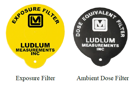 Ludlum Energy Compensation Filters