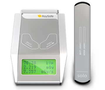 RaySafe Solo DENT Detector