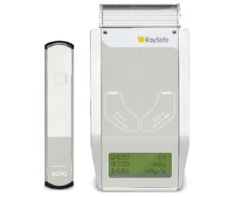 RaySafe Solo MAM Detector
