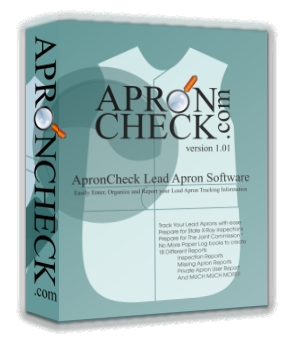 Lead Apron Check Software