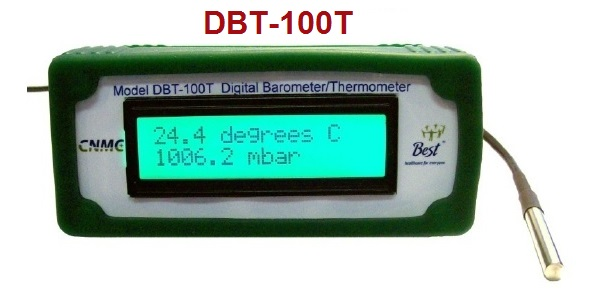 DBT-100T Barometer/Thermometer
